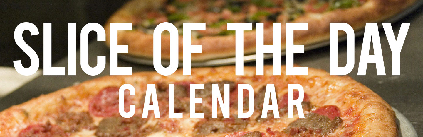 Slice Of The Day Calendar Header